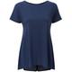 Sherpa Maya Kortærmet T-shirt Damer blå